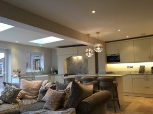 Domestic House Rewire: Brentwood