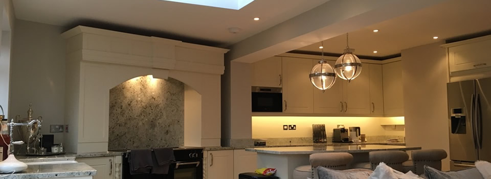 Domestic Electrician's Services Essex